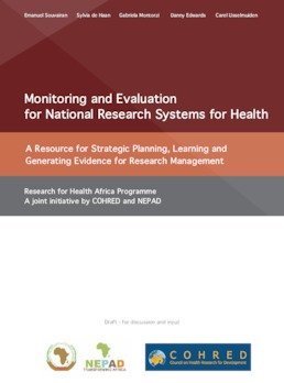 phd thesis monitoring and evaluation Doctorate in programme evaluation offers a phd in programme evaluation by dissertation the discipline of programme evaluation/monitoring and.